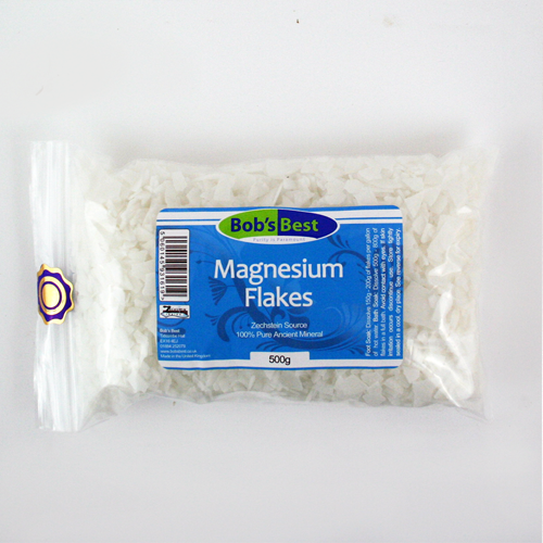 Magnesium Chloride Flakes - 500g