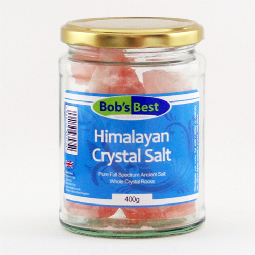 Himalayan Salt - 400g - Rock