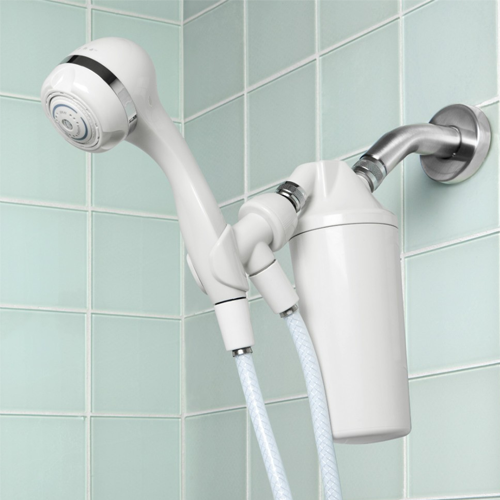 Aquasana AQ-4105 Shower Filter with Handheld Shower Head