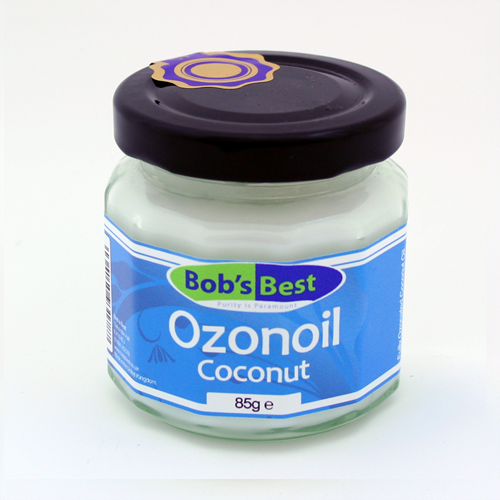 Ozonoil - Ozonated Organic Coconut Oil - 85ml