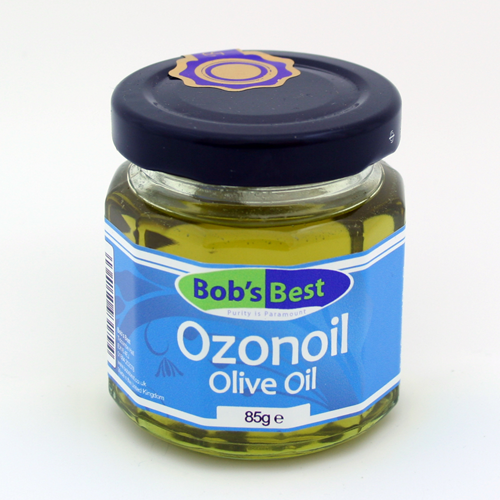 Ozonoil - Ozonated Organic Olive Oil - 85ml